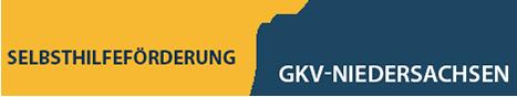 Logo GKV Selbsthilfeförderung Niedersachsen